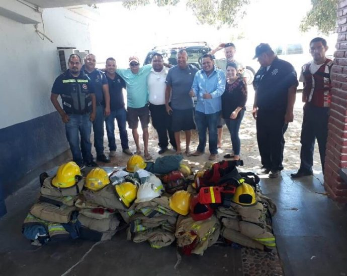 Bomberos Voluntarios La Ribera
